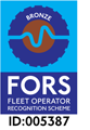 FORS Bronze Certification 005387